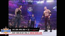 FULL MATCH - The Undertaker vs. Kane- WrestleMania XX (WWE Network Exclusive)