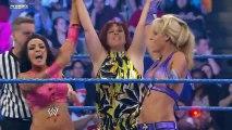 SmackDown  Beth Phoenix vs. Vickie Guerrero, Michelle