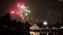 ºoº Anaheim Disneyland Believein Holiday Magic Fireworks Spectacular カリフォルニア ディズニーランド ビリーブ ホリデー マジック