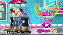 Dog Pet Rescue - dog pet rescue - puppy care games - pets salon game for kids