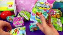 SHOPKINS Giant PLAY DOH EGG ❤ Shopkins Fluffy Baby Egg 12-Pack Season 2 & Blind Bags Disne