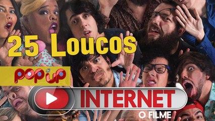 Internet - O Filme - POP UP #cinema