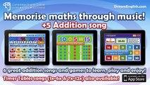 Добавление дополнение по бы факты для Дети математика Школа глупый Песня песни в 5 |