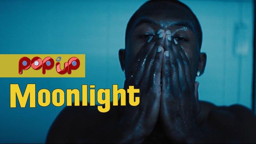 Moonlight: Sob a Luz do Luar - POP UP #cinema