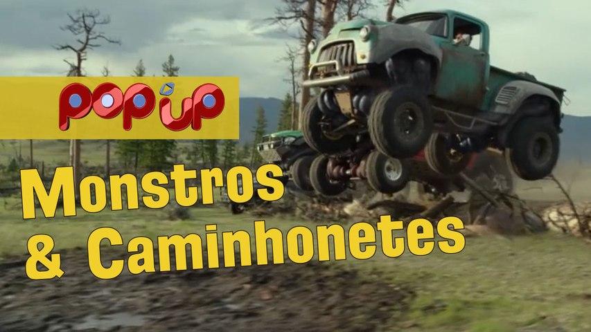 Monster Trucks - POP UP #cinema