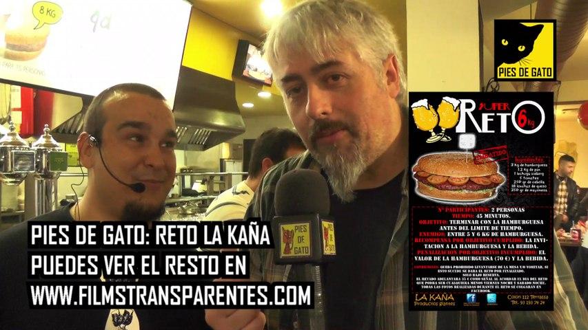 Pies de Gato - La Kaña (Trailer)