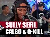 Calbo, Sully Sefil & G-Kill en live [Part. 2]#PlanèteRap