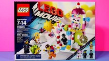 The LEGO Movie Cloud Cuckoo Palace Unikitty Emmet Wyldstyle Executron - Kids Toys