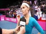 Fed Cup Interview: Iveta Benesova