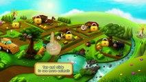 Kids Learn Feeding Animals | Feeding Time Farm Animals Gameplay video by Hompimpa