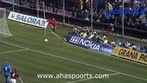 اهداف مباراة ميلان و ريال مدريد 5-0 نصف نهائي دوري ابطال اوروبا 1989
