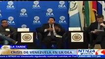"""""""La Carta Democrática tiene la firma de Hugo Chávez y se aplicó en Venezuela en el golpe de estado de abril de 2002"""": Inti Rodríguez, coordinador de Provea"""