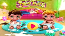 Baby Twins Terrible Two - Android gameplay TabTale Movie apps free kids best Top TV video