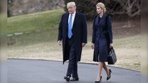 Ivanka Trump takes on unpaid West Wing role