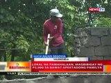 BT: Mahigit 30 tirahan malapit sa gumuhong pader, ide-demolish