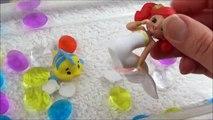 NEW Color-Change Mermaids! Magiki Mermaids Change Color! Disney Elsa Mermaid Toys Sirenette Sirenas-626wwwY_