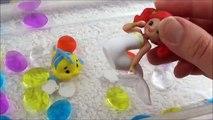 NEW Color-Change Mermaids! Magiki Mermaids Change Color! Disney Elsa Mermaid Toys Sirenette Sirenas-626www