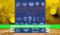 Download Book Graphic Ornaments 1900 (Pepin Press Design Books) By Pepin Van Roojen