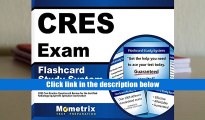 Popular Book  CRES Exam Flashcard Study System: CRES Test Practice Questions   Review for the