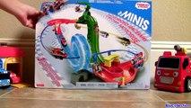 Thomas Trains Motorized Raceway MINIS Playset with James - Thomas et ses amis Circuit Motorisé Minis-NYAXxw