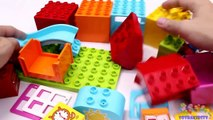 Building Blocks Toys for Children Lego Playhouse Kids Day Creative Fun-sjj