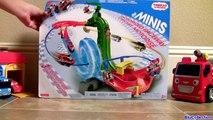 Thomas Trains Motorized Raceway MINIS Playset with James - Thomas et ses amis Circuit Motorisé Minis-NYAXx