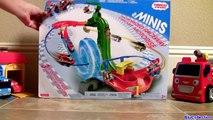 Thomas Trains Motorized Raceway MINIS Playset with James - Thomas et ses amis Circuit Motorisé Minis-NYAXxw_
