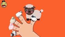 Детские стишки | овца семья палец песни для детей детские стишки | английские стишки для детей
