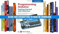 PDF Book Programming Arduino: Getting Started with Sketches, Second Edition (Tab) Full E-books