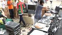 Tahira for Na Manteiga & Red Light Radio @ Dekmantel SP 2017