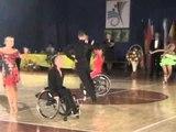 Combi Latin Class 2 - 2005 IPC Wheelchair Dance Sport Open European Cup Poland, Warsaw
