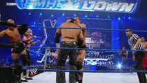 SmackDown  Matt Hardy, The Great Khali & Maria vs. The Hart