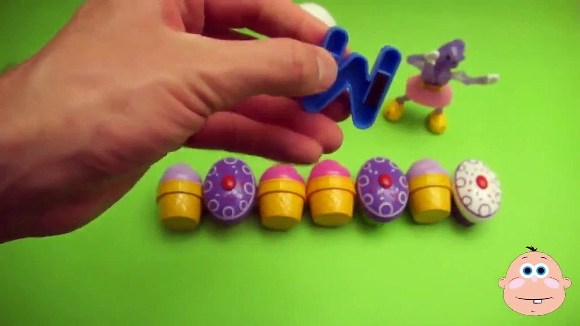 Лучший Лучший яйцо Яйца Learn-A-слово письма из Открытие Написание сюрприз преподавание овощи