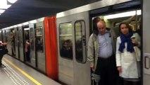 22 mars: une minute de bruit dans le métro bruxellois
