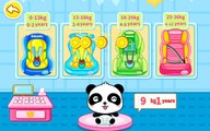 Baby Pandas Supermarket|Explore & Find & Learn &Have Fun | Babybus Kids Games