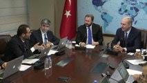 """Kurtulmuş: """"(Mevcut Sistem) Bu Türkiye Için Darbe Sever Bir Maddedir ve Inşallah Işlemesine Hiç..."""