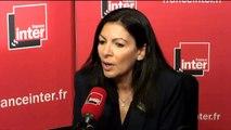 """Anne Hidalgo sur les soutiens de Benoit Hamon  """"Je constate qu'autour de Benoit Hamon, il y a beaucoup de femmes, beaucoup de jeunes"""""""