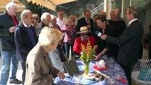 Hautes-Alpes : tous les amis de René Jouve étaient réunis pour fêter ses 93 printemps