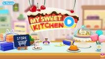 My Sweet Kitchen Dessert Shop - Libii Android gameplay Movie apps free kids best top TV fi