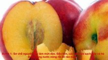 How to make peach jam, instructions to make delicious peach jam