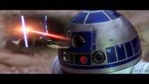 R2-D2 est triste qu'Obi-Wan ne se souvienne pas de lui... Star Wars IV