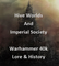 Hive World and Imperial Society Warhammer 40k History and Lore
