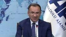 """Bozdağ: """"Chp Genel Başkanı Milleti Aldatıyor"""" - Ankara"""