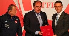 Türkiye Futbol Federasyonu, Arçelik'le Sponsorluk Anlaşması İmzaladı