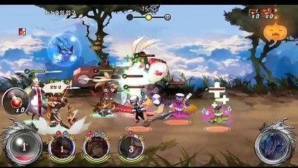 Fantasy Squad: Begin of the Era Android / iOS Gameplay