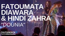 Hindi Zahra et Fatoumata Diawara - Dounia - Live @ Banlieues Bleues
