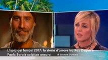 L'Isola dei famosi 2017: la storia d'amore tra Raz Degan e Paola Barale colpisce ancora