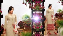 Pakistani Dresses Designs- Party Wear Designer Pakistani Suits Boutique Style Straight Salwar Kameez