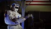 Valkyrie R5, el robot de la NASA que colonizará Marte en el futuro