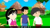 Hatti Raja Kahan Chale Hindi Rhymes - Dailymotion Video